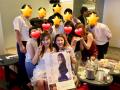 癒し系シンガーソングライター「蘭華」が全国スナックキャンペーンで100軒達成!